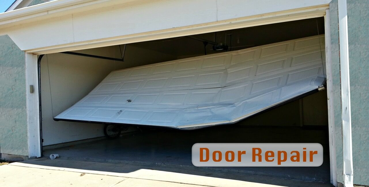 garage door off track repair emergency garage door service