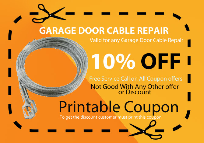 garage cable repair