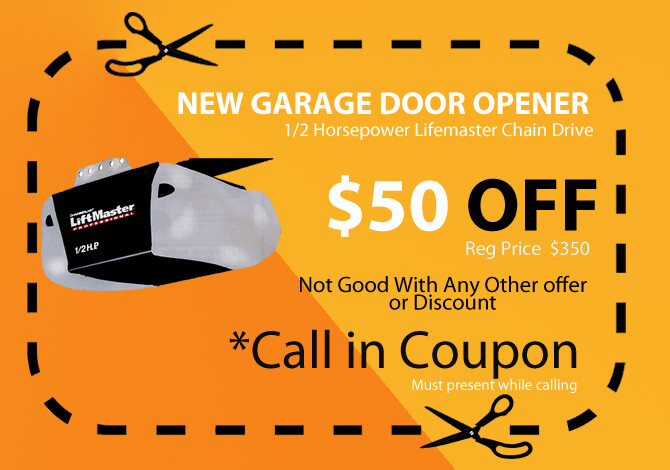 garage door opener replacement